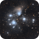M45 The Pleiades,                                Stan Smith