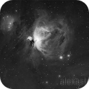 Orion Nebula (M42),                                alexastro