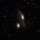 ARP 120 (NGC4438, NGC4435)  -   The Eyes,                                Ken