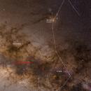 Constellation Scorpius and the Pipe Nebula,                                Herbert_W
