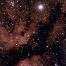 Nebulosa IC 1318,                                orooro