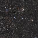 M103, NGC659, Tr1, NGC663, NGC654, LDN1334, IC166,                                Peter Folkesson