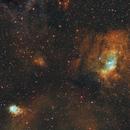NGC 7635 / Bubble Nebula region,                                Phunnie