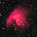 NGC 281 The Pacman Nebula,                                John Hulme