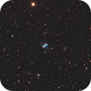 Small Dumbbell Nebula,                                astro.tom