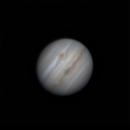 Jupiter with Great Red Spot,                                Benjamin Winter
