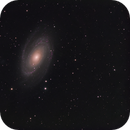 M81 - Bode's Galaxy - LRGB-HA,                                Eric Walden