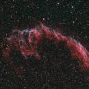 Eastern Veil Nebula (NGC 6992/6995),                                Sergey Trudolyubov