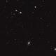 Galaxien M95, M96, M105 u. a. im Löwen (Leo),                                astrobrandy