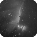 B33 Horshead and Flame Nebula Ha,                                John Massey