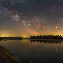 Spring Milky Way,                                Łukasz Żak