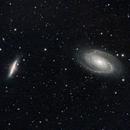 M81 & M82,                                Marco Rapino