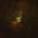 NGC 7635 SHO,                                Steve Ibbotson