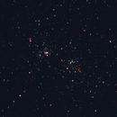 Double Cluster,                                Walt Schnapp