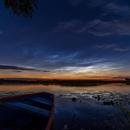 Noctilucent clouds (NLC) - 05/07/2020,                                Łukasz Żak