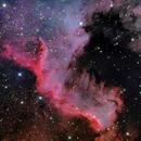 NGC7000,                                KAZUHIRO NONOMURA