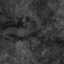 Cocoon Nebula Widefield (IC 5146),                                Hytham