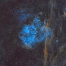 Sh2-115 nebula in Cygnus,                                Sasho Panov