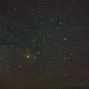 Scorpion's dark nebula,                                Dennys_T