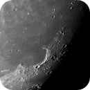 Sinus Iridum and Crater Pythagoras,                                Stephan Lenz