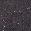 LBN 777 ,Volture Head nebula,  piccolo avvoltoio,                                ixio
