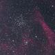 NGC 1907 and HOS Ionized Friends,                                Sigga