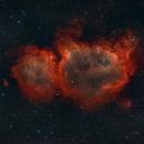 IC1848 - Soul Nebula,                                Piotr Czerski