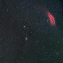 California Nebula and M45 Pleiades - Widefield,                                Chris Bulik