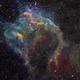 NGC3572 in SHO,                                John Ebersole