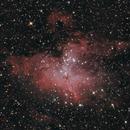 M16 - Eagle Nebula,                                AstroCat_AU