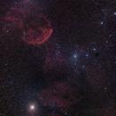 IC 443 - Jellyfish Nebula,                                Carsten Frey