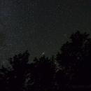 Andromeda Galaxy Rising,                                jdhartgerink