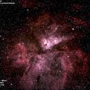 Eta Carinae Nebula,                                Victor Brasil Sabbagh