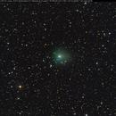 cometa C/2013 R1 Lovejoy del 18/10/13,                                Rolando Ligustri