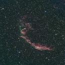 NGC 6992 HaLRGB,                                Billy Harris