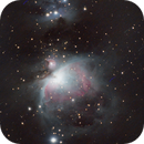 Orion Nebula,                                akku779