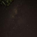 Scorpius and the galactic center,                                Fernando Cologneze Pinheiro