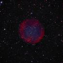 PuWe1 - A Planetary Nebula in Lynx - HO,                                Daniel.P