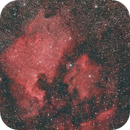 NGC7000 and IC5070,                                Christopher Schementi