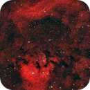 NGC 7822 and Ced 214 (Sh2-171) in H-alpha - RGB ,                                Schicko