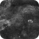 Crescent Nebula,                                Pete