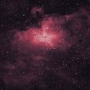 M16 - Eagle Nebula,                                Sébastien Kesteloot