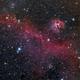 IC 2177 Seagull Nebula in LRGB,                                TimothyTim