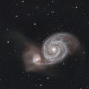 M51 2020.05.21-22,                                Alessandro Bianconi