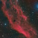 NGC 1499 - California Nebula HaOIIIRGB,                                Jens Zippel