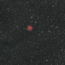 """IC5146 """"Cacoon"""" LHaRGB,                                John Massey"""