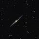 NGC 4565 - The Needle Galaxy,                                James Pelley