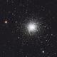 Great Cluster in Hercules (M13),                                Temu Nana
