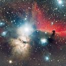 IC434 - Horse Head Nebula,                                Alessandro Cavallaro
