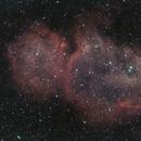 IC 1845 Soul Nebula,                                Alessandro Speranza